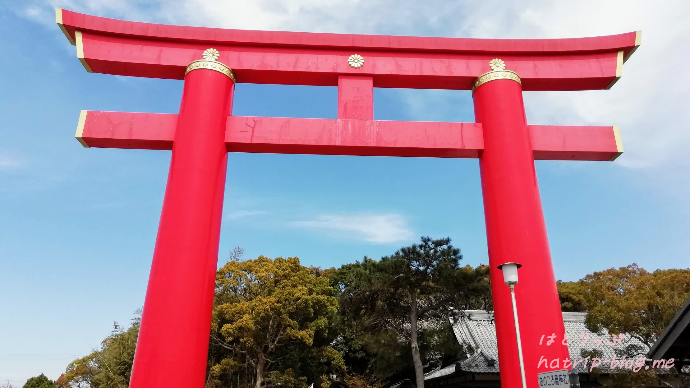 あわじ花へんろ 花の札所 おのころ島神社